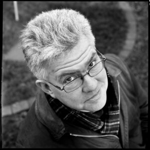 Ian McMillan Portrait 1